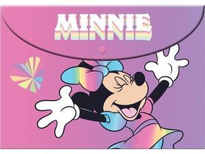Φάκελος με κουμπί PP Minnie (340-48580)