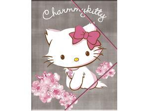 Φάκελος με λάστιχο Charmmy Kitty (335-06515)
