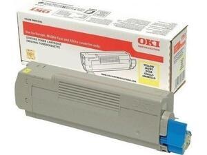 Toner εκτυπωτή OKI Yellow 46508713