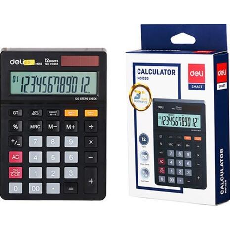Αριθμομηχανή DELI Smart M01320 12 ψηφίων
