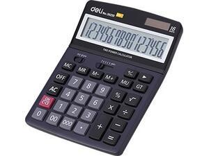 Αριθμομηχανή DELI 16 ψηφίων
