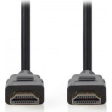 Καλώδιο HDMI NEDIS High Speed with Ethernet 1.5m CVGT34001BK15