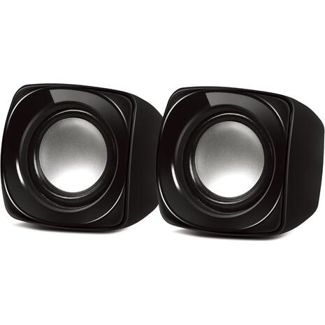 Ηχεία NOD Base.2.Zero SPK-002 Speaker 2.0 2x3W,black