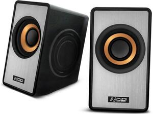 Ηχεία NOD SideFX SPK-003 Speaker 2.0 2x3W,black/silver
