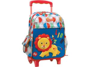 Σακίδιο τρόλεϋ GIΜ Fisher Price Circus Lion (349-06072)