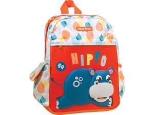 Σακίδιο πλάτης νηπίου GIM Fisher Price Hippo (349-07054)