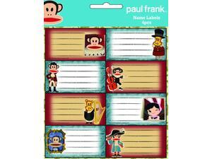 Σχολικές ετικέτες BMU Paul Frank σε διάφορα σχέδια (συσκευασία 32 ετικετών) (775-28046)