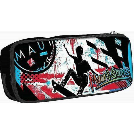 Κασετίνα οβάλ Maui & Sons Maui Skate (339-58141)