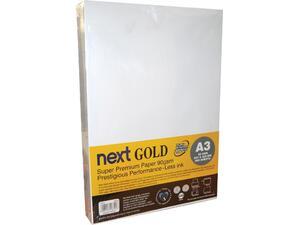 Χαρτί εκτύπωσης Next Gold Α3 90gr 500 φύλλα