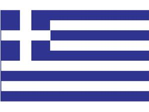 Σημαία Ελληνική 20x30cm πολυεστερική