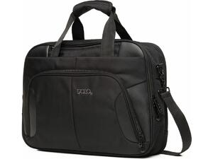 Τσάντα Laptop Polo Techerο μαύρος (9-07-161-02 2020)