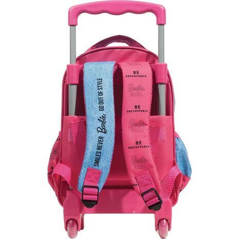 Σακίδιο τρόλεϋ GIΜ Barbie Denim (349-66072)