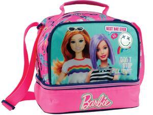 Τσαντάκι φαγητού GIM Barbie Beauty (349-67220)