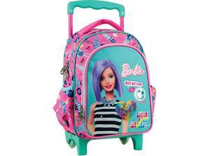 Σακίδιο τρόλεϋ GIΜ Barbie Beauty (349-67072)
