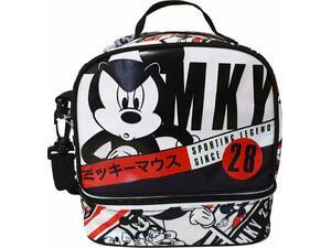 Τσαντάκι φαγητού GIM Power Up Mickey (340-82220)