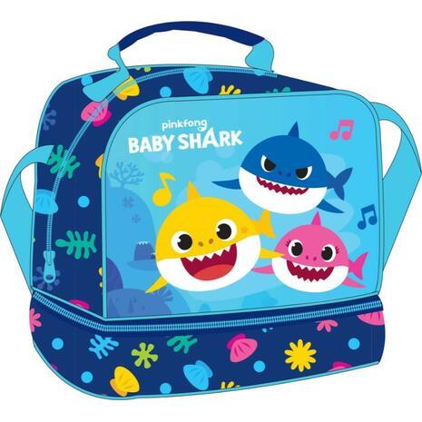 Τσαντάκι φαγητού GIM Baby Shark (334-64220)