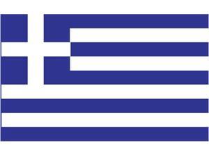 Σημαία Ελληνική 0.52x0.82m