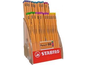 Μολύβι γραφίτη Stabilo 88 σε διάφορα χρώματα