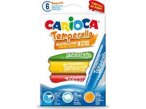 Τέμπερες Carioca Temperello 6 Χρώματα