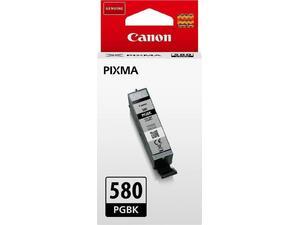 Μελάνι εκτυπωτή CANON PGI-580 black 11.2ml  (2078C001)