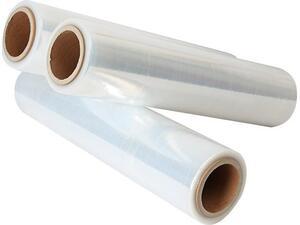 Stretch film μεμβράνη συσκευασίας χειρός 23mic. λευκό/γαλακτούχο 50εκ. x 132μ.