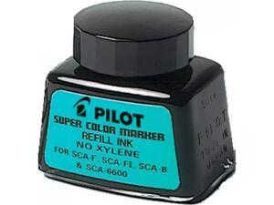 Μελάνι για μαρκαδόρο ανεξίτηλο PILOT μαύρο