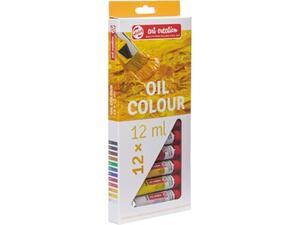Χρώματα λαδιού Talens art creation 12x12ml