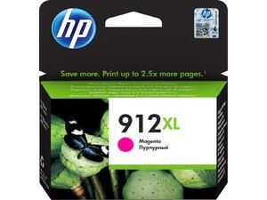 Μελάνι εκτυπωτή HP 912XL Magenta  (3YL82AE)