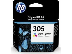 Μελάνι εκτυπωτή HP 305 colour 3YM60AE
