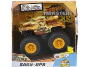 Hot Wheels οχήματα σύγκρουσης Μonster Trucks 1:43 GCF94