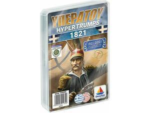 Κάρτες Υπερατού Ήρωες του 1821 (100762)