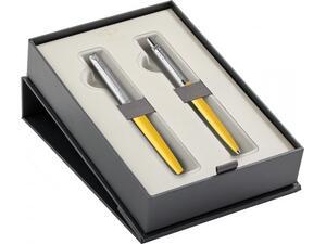 Σετ κασετίνα δώρου Πένα & Στυλό PARKER JOTTER  Orig. CT Yellow (FB-BP)