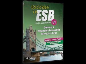 Success in ESB B1 Grammar & Vocabulary Preparation