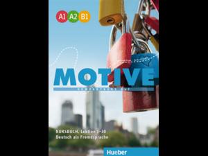 Motive - Kursbuch (Βιβλίο του μαθητή) A1-A2-B1