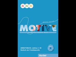 Motive - Arbeitsbuch (Βιβλίο Ασκήσεων)  A1-A2-B1