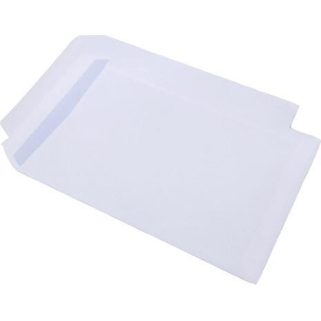 Φάκελος Αλληλογραφίας λευκός 28x38cm (ΣΑΚΟΥΛΑ) (1 τεμάχιo) (Λευκό)