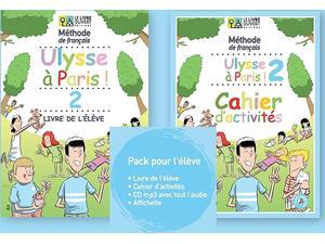 Ulysse a Paris 2 Pack (Eleve + Cashier)