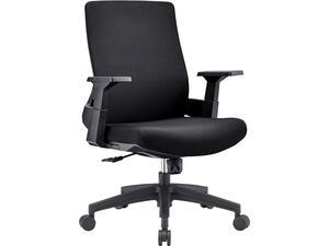 Πολυθρόνα Γραφείου BF8950  Mesh - Ύφασμα Μαύρο [Ε-00022905] ΕΟ529,10