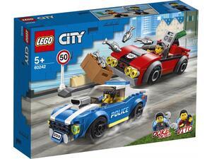 LEGO City Police Σύλληψη Της Αστυνομίας Εθνικών Οδών