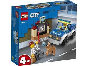 LEGO City Police Μονάδα Αστυνομικών Σκύλων