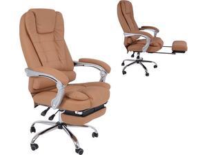 Πολυθρόνα γραφείου διευθυντή BF 9700 Relax PU Μπεζ