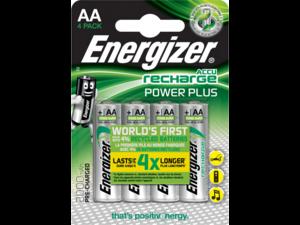 Επαναφορτιζόμενες μπαταρίες  ΑΑ ENERGIZER