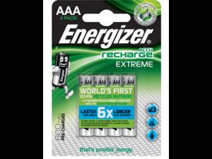 Επαναφορτιζόμενη μπαταρία Εnergizer AAA-HR03 ( 4 τεμαχίων.)
