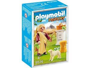 Playmobil History Θεά Δήμητρα 9526