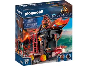 Playmobil  Πολιορκητική Μηχανή Φωτιάς Του Μπερνάμ 70393