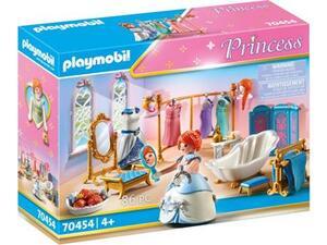 Playmobil Πριγκιπικό Λουτρό Με Βεστιάριο 70454