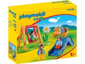 Playmobil 1-2-3 Παιδική Χαρά 70130