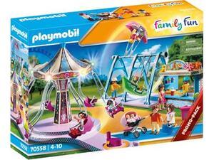 Playmobil Μεγάλο Λούνα Πάρκ 70558