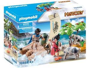 Playmobil Ο Οδυσσέας Και Η Κίρκη 70468