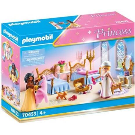 Playmobil Βασιλικό Υπνοδωμάτιο  70453